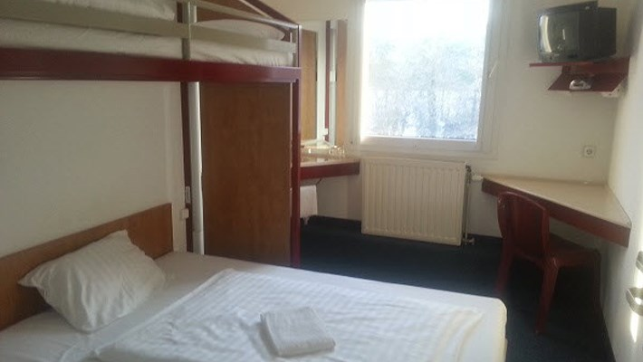 Standard Zimmer in Berlin motel 24