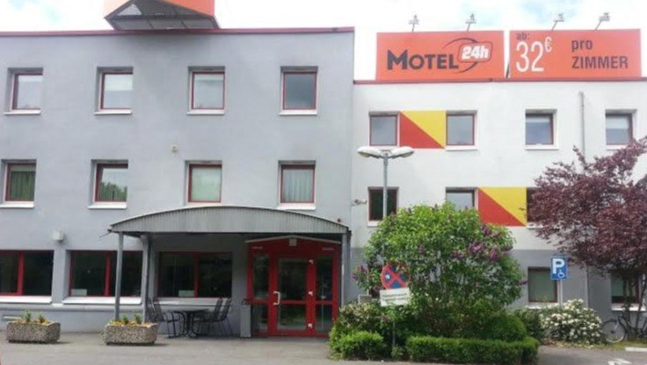 Motel 24 Bremen Front
