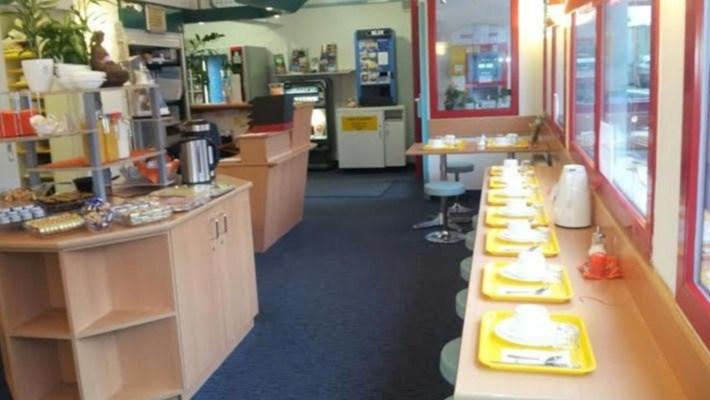 Motel 24 Bremen Dining Room